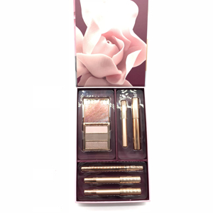 OEM ODM make up kit collection for eye cosmetic makeup gift set