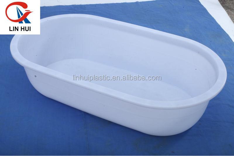 taille compl te rotation grande baignoire en plastique pe portable baignoire plastique. Black Bedroom Furniture Sets. Home Design Ideas