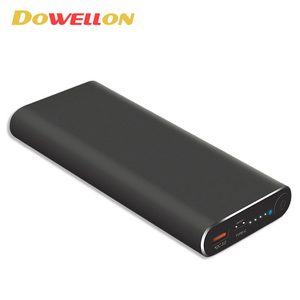 20000mah 65W Power Delivery Powerbank USB TYPE-C Output fit for all kinds of laptops and smartphones