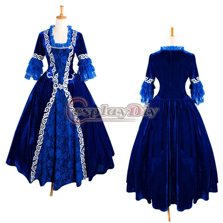 Cheap Medieval Dress Blue, find Medieval Dress Blue deals on line at ...