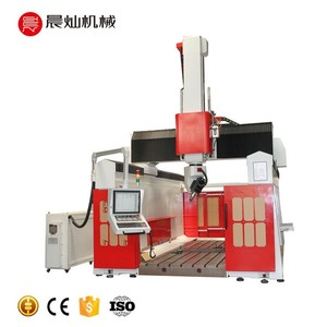 5 Axis Cnc Machining Center Cnc Router mold cnc machine