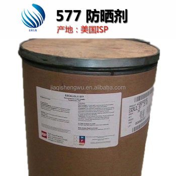 Supply The Us Isp Uv Absorbers Escalol 577 Sunscreens Diphenyl ...