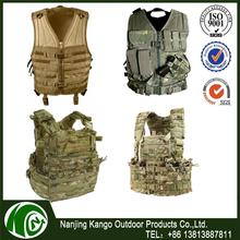 K-ANGO Free Sample Sunshine Proof camouflage custom plate carrier