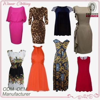 High Quality Low Quany Custom Made Dress Manufacturer