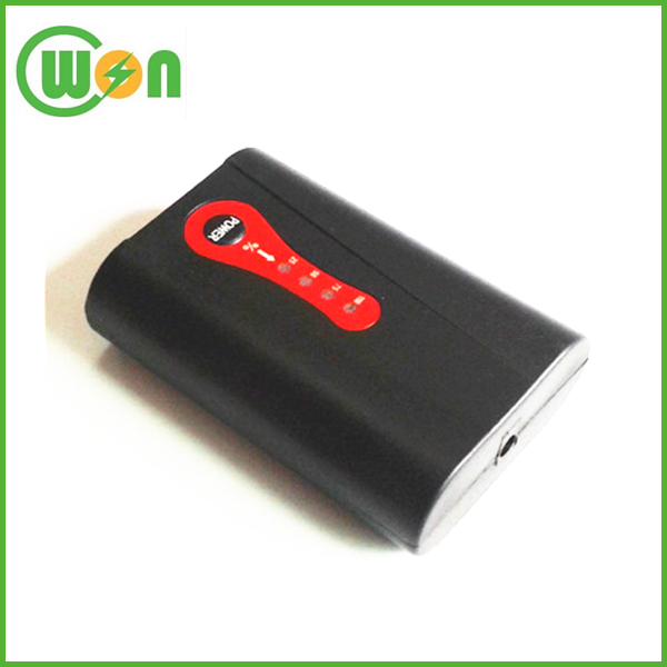 7.4V 2200mAh Lithium ion Battery for Heated Clothing Heated Jacket Battery