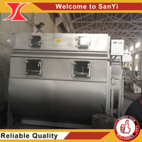 Economical automatic polyester yarn dyeing machine