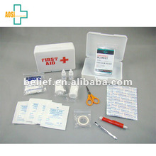 Wholesale Plastic Pet First-Aid Kit Box With Medical