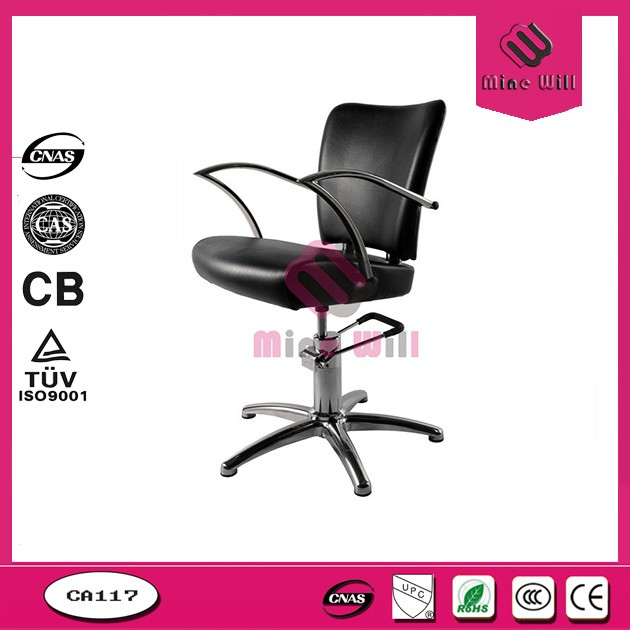 hair styling chair for beauty salon