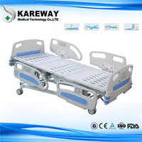 Guangdong Hospital Care ,Manual hospital adjustable beds review
