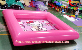 Square Swimming PoolInflatable Square Swimming Pool For Kids Or