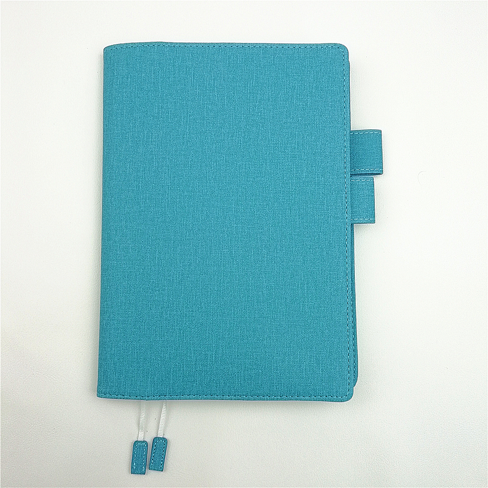 MINI card pocket customized business notebook