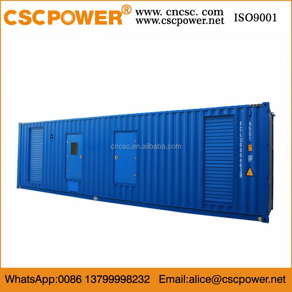 20' ft platform container