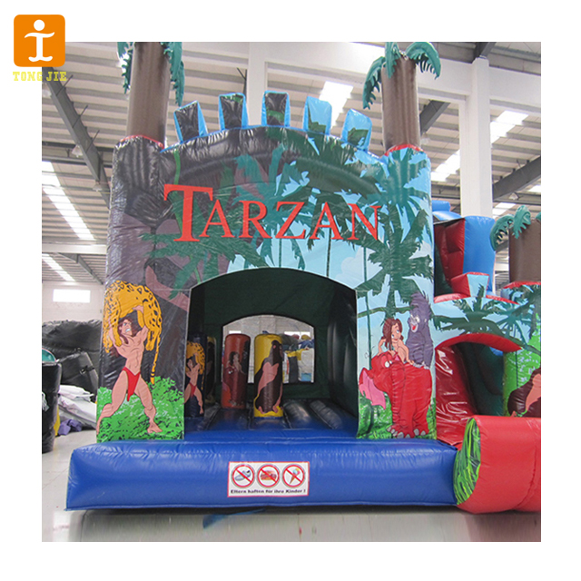 Hot sale good quality inflatable jumping castle