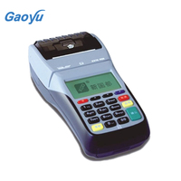 used K370 GPRS POS Terminal with RF Card Reader