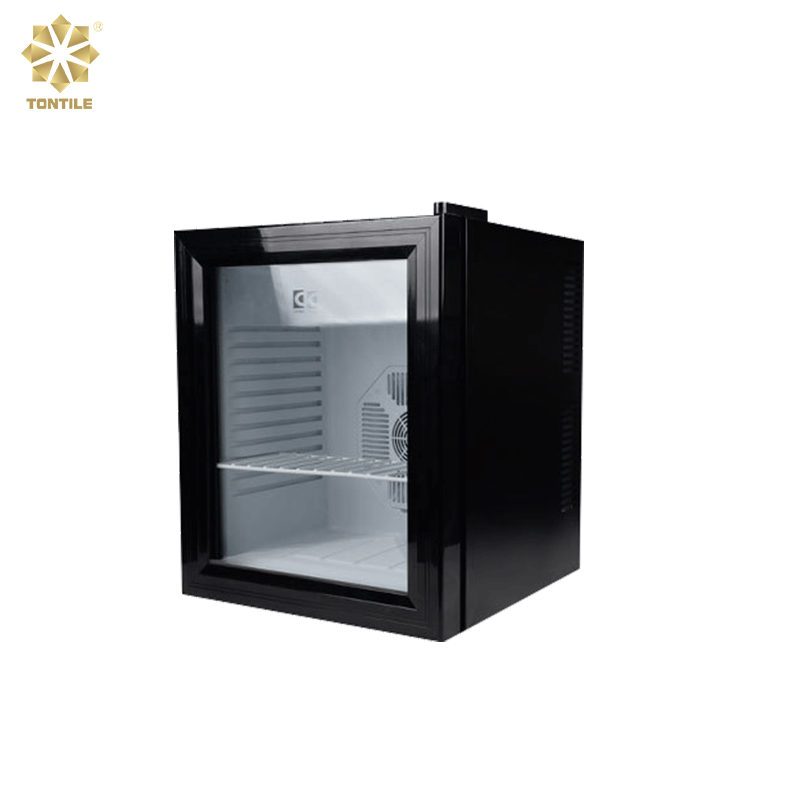 Hotel room mini bar/mini refrigerator for hotel guest room/small commercial refrigerator