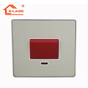 45A kitchen wall switch , African ,Middle East market wire accessories product