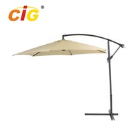 Passed SGS 2 Years Warranty tuuci commercial patio umbrella