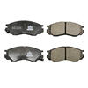 professional produce front brake disc brake pad sensor for bmw