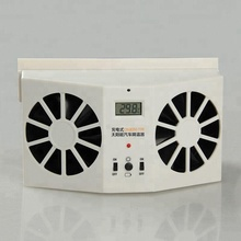 2 W zonne-energie Auto Air Vent <span class=keywords><strong>Ventilatie</strong></span>