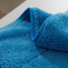 Quick dry long plush microfiber car clean towel drying dishes wipe rag bathroom cloth