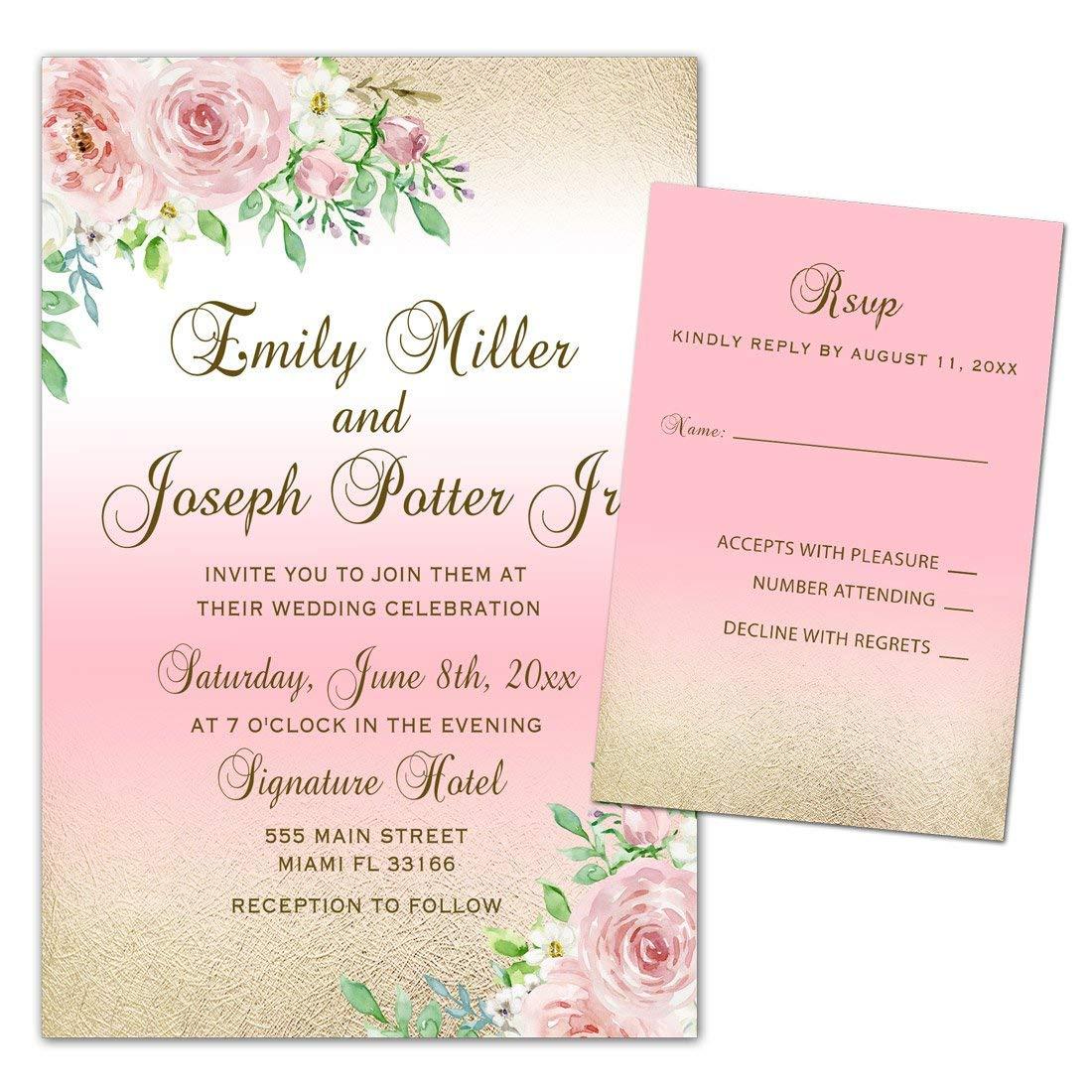 Cheap Gold Wedding Invitations, find Gold Wedding Invitations deals ...