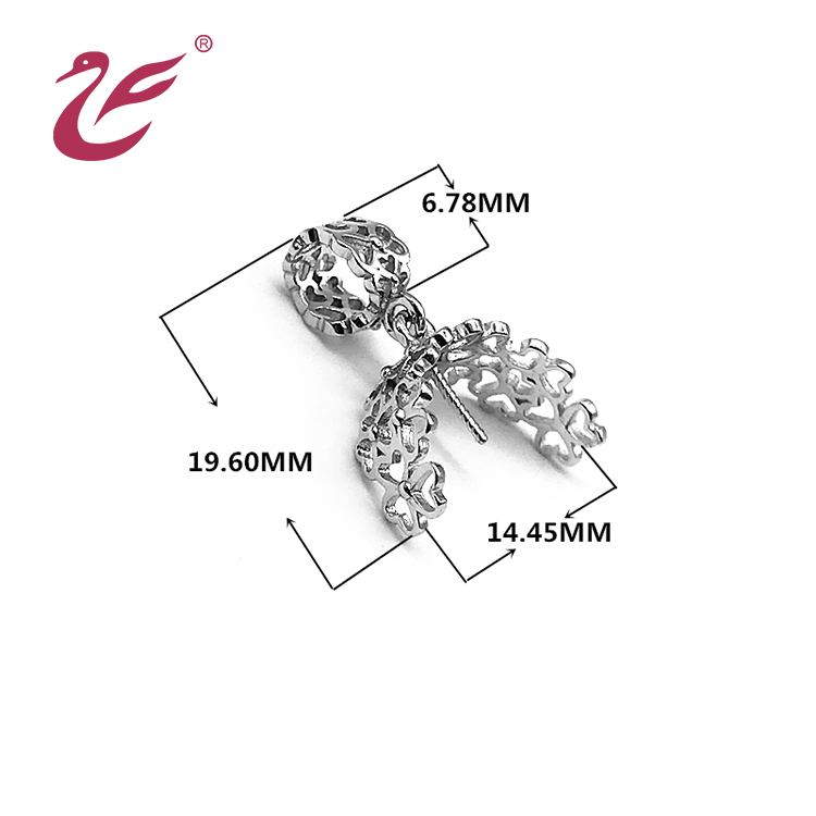 2019 low price wholesale high quality pearl 925 silver pendant