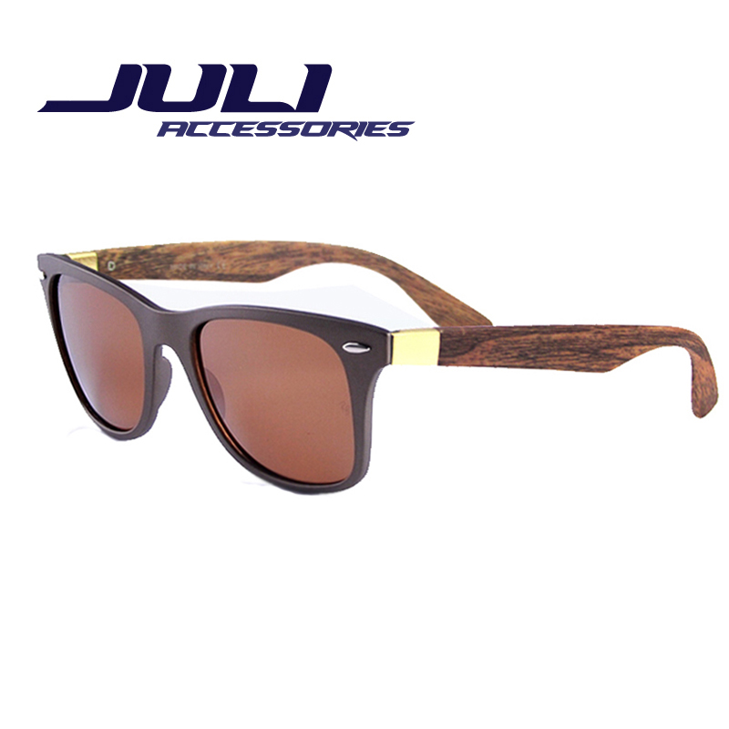 Bamboo Sunglasses Women Wood Sunglasses Oculos De Sol Masculino Wooden Sunglasses Men Brand Designer Gafas Madera