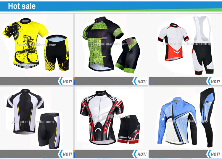 Wholesale custom design short sleeve sublimation printing custom used cycling jersey