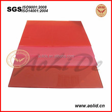 Recyclable 2.54mm Digital Flexo Photopolymer Plate For Carry Bag