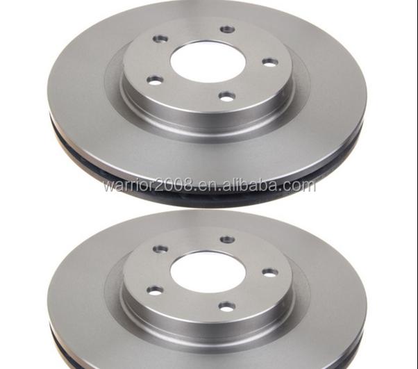 Raybestos 780036 Advanced Technology Disc Brake Rotor