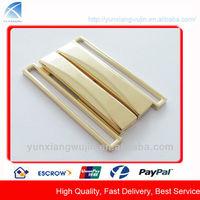 CD7582 Custom Fashion Gold Metal Buckle for Elastic Belt