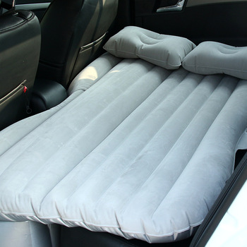 Selling Car Back Seat Cover Car Air Mattress Travel Bed Inflatable Mattress Air Bed Good Quality Inflatable Car Bed