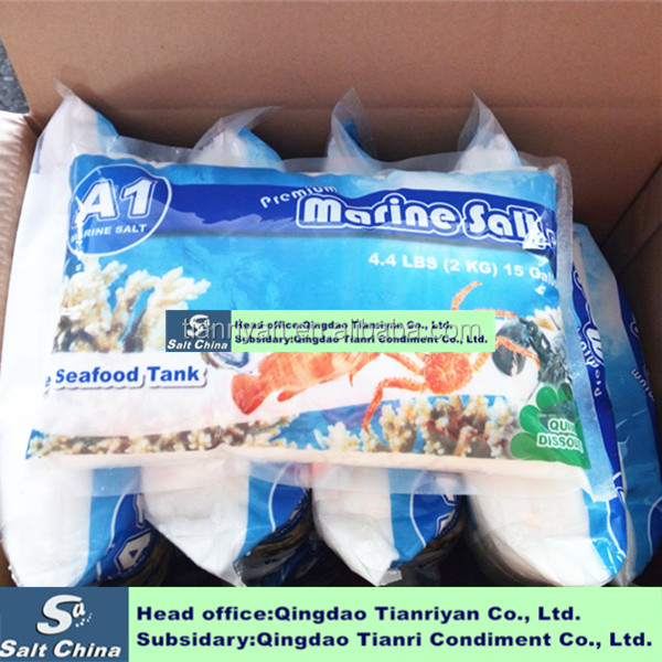 Good Quality Aquaculture Sea Salt Artificial Salt