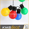 Professional new design outdoor festoon building decoration led party lighting