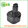9.6V Replacement Battery for Dewalt DC750KA DC855KA DW050 DW050K DW902 DW926 DW926K DW952 DW955