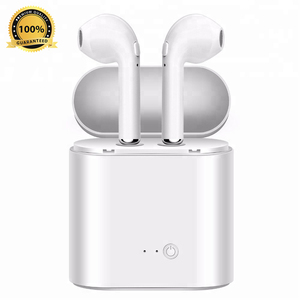 i7 Bluetooths Wireless Earbud , Wireless Earphone Headphone Bluetooths Wireless, Tws Wireless Bluetooths Headphone