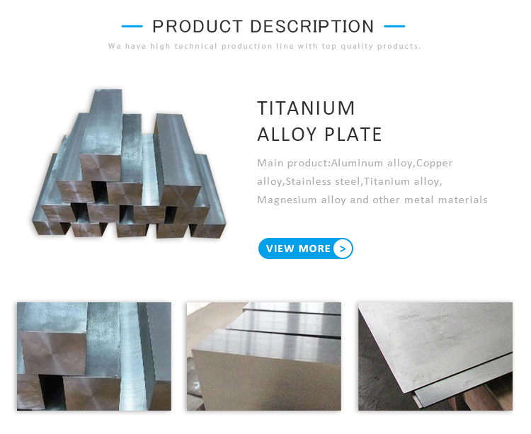 Sheets titanium alloys list plate buy beta medical grade