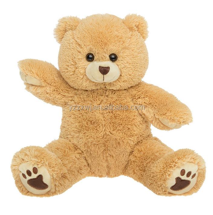Stofftiere & Kuscheltiere Rekord A Personal Love Message Teddybär Valentinstag Weiches Plüsch Spielzeug