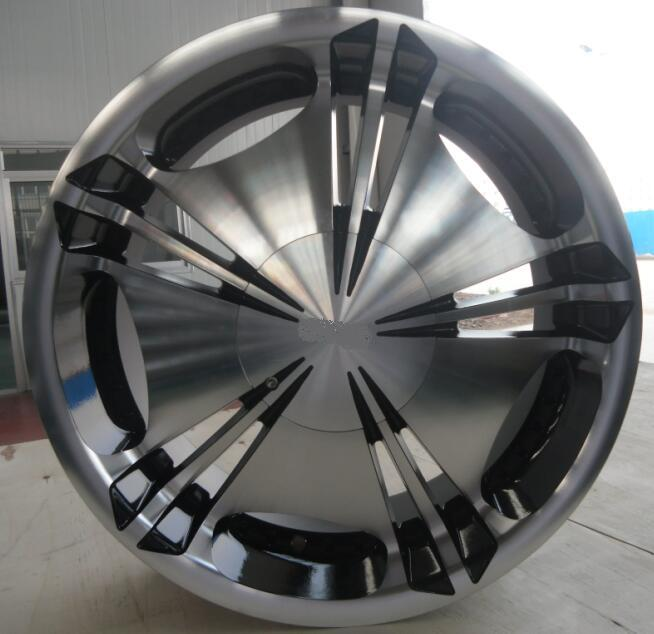17*7.5 Alloy Wheels for Hre With Fashional Spokes