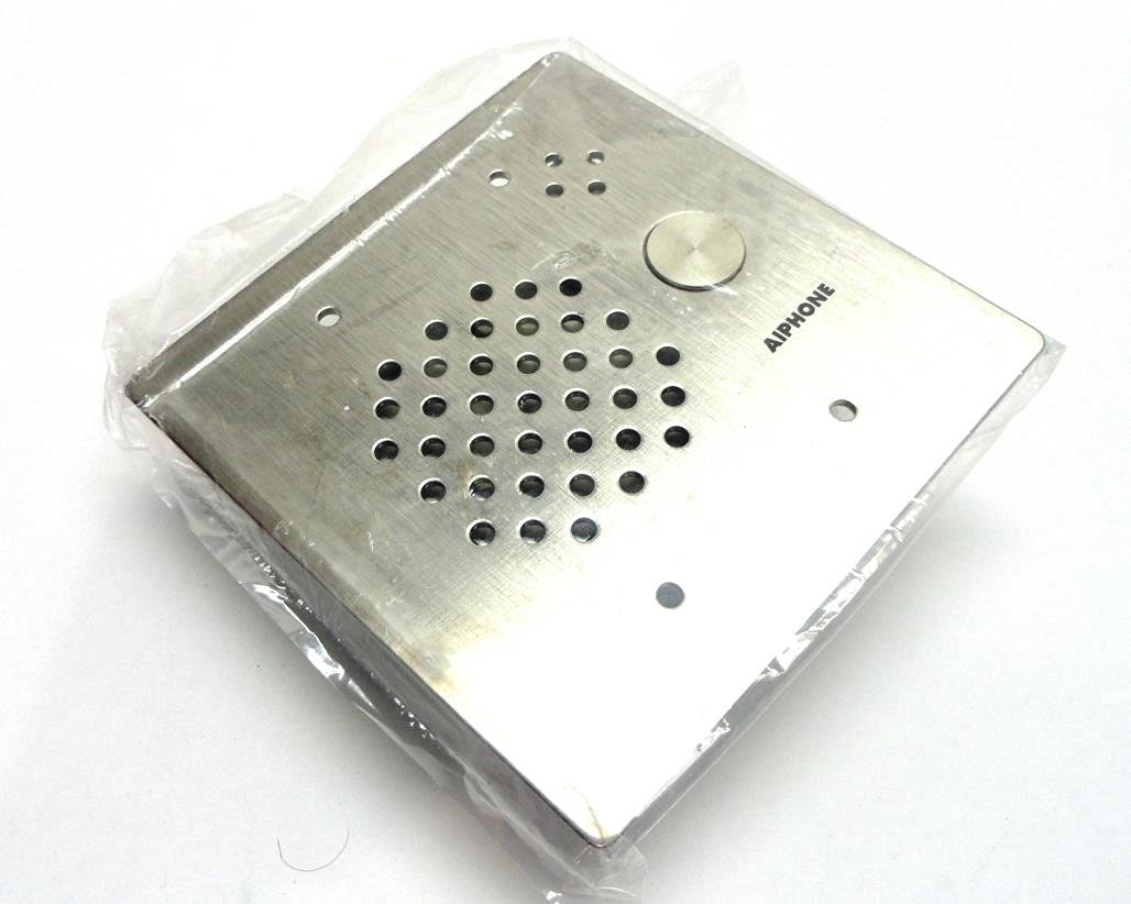 Aiphone IE-SS Weather & Vandal Resistant Audio Door Station