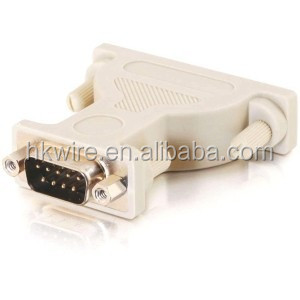 02449 DB9M to DB25F SERIAL ADAPTER For Cables To Go