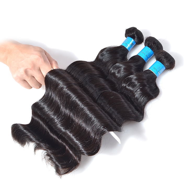 Raw virgin curly hair weave brands,virgin fumi curl hair manufactuer,made in china shandong hair factory
