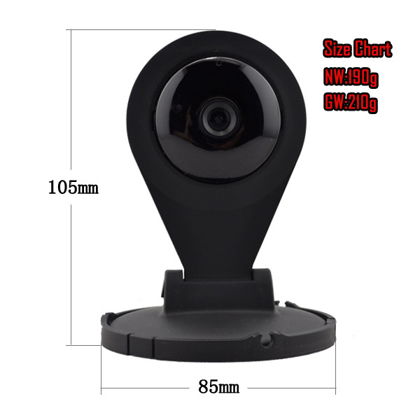 Smart baby monitor wireless camera! Mini WIFI baby monitor ip camera for baby security