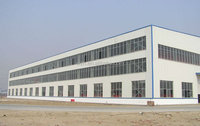 Economic cost,large span,more space,light weight,fast assembling,steel structure for factory,barn,warehouse,made by Weizhengheng