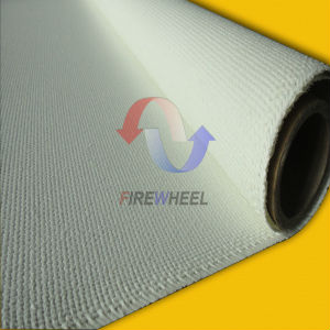 Calcium Silicate Coated Fiberglass Cloth