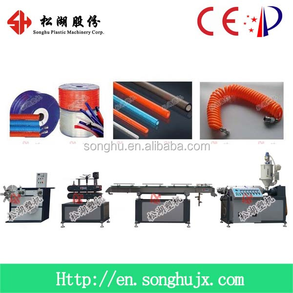 Air TPU Hose Production Line
