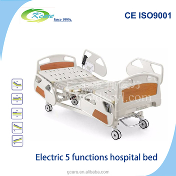 Can Produce 200 Electric 5 Functions Hospital Bed With Cpr Function  Supplier - Buy 5 Functions Electric Hospital Bed,Electric Hospital  Bed,Hospital
