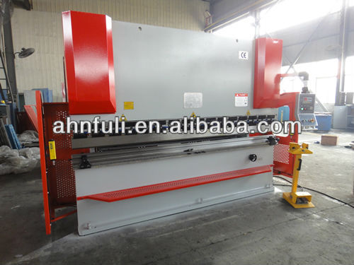 Hydraulic press brake/sheet metal bending/bender/aluminium bending machine