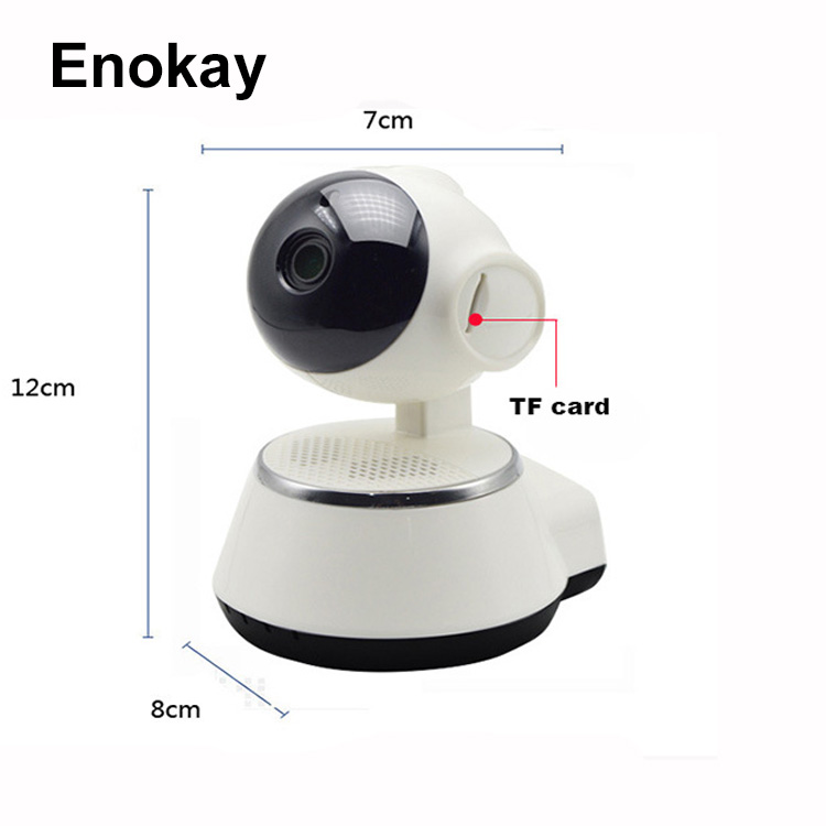 Wifi HD 720P Wireless Baby Monitor Smart housekeeping artifact surveillance IP camera