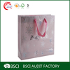 Whoelsale Coloring printed fancy paper bag with handle